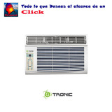 Aire De Ventana De 12000 Gtronic Manual Y Digital 110v