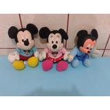 Coleção Minnie Mickey E Mickey Bebe São Da Sega