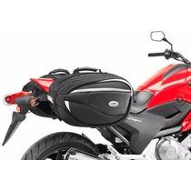 Alforjas Shad Sb50 27/31litros C/u Impermeables Moto Delta