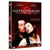 A Letra Escarlate Dvd Demi Moore Dublado Original Lacrado
