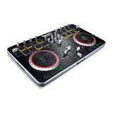 Controlador De Dj Numark Mixtrack Pro Ii Usb Con Interfaz D