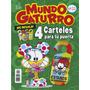 Revista Mundo Gaturro Nº 33. Juego E Historietas.