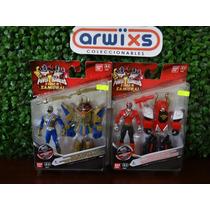 Power Rangers Samurai Set