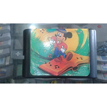 Mickey Mouse Fantasia Mega Drive