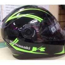 Capacete Kawasaki Helmet