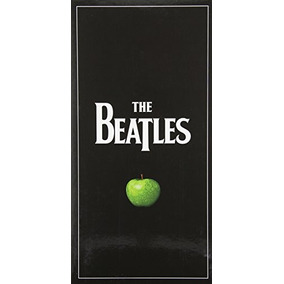 Cd : The Beatles - Stereo Box Set (oversize Item Split, ...