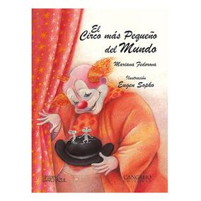 Libro Infantil El Circo Más Pequeño Del Mundo Cangrejo E.