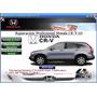 Manual De Taller/reparación Para El Honda Cr-v 2007-2009