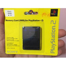 Memory Card Original Sony - Ps2 - Lacrado