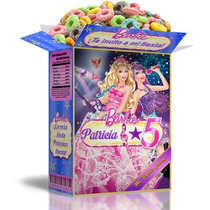 Megakit Imprimible Barbie Princesa Pop Textos Editables