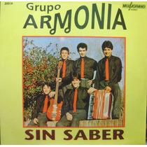 Cumbia Santafesina-grupo Armonia-vinilo Lp-placa Nueva
