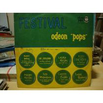Vinilo Festival Odeon Pops Cuarteto Tequila