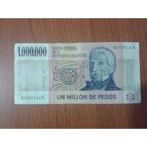 1.000.000 Pesos Ley Serie A