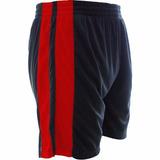 Calção Shorts Poliester Futebol Tamanho Infantil / Juvenil