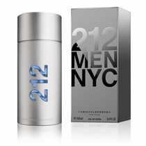 Perfume 212 Men Nyc 100ml Carolina Herrera Envio T Pais Grat