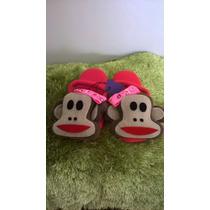 Pantuflas Babuchas Para Niños Y Niñas Minnie Pepa Y Mas