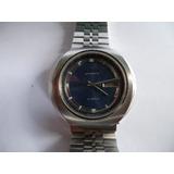 Reloj Citizen Automatico De Los 70´s Doble Calendario
