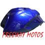 Tanque De Nafta Honda Storm Azul En Freeway Motos!!!