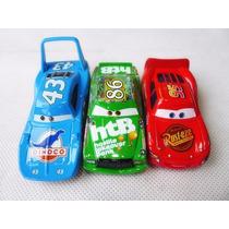 Disney Cars Mcqueen King Chick Hicks Original Mattel Loose