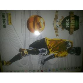 Álbum Vazio Campeonato Brasileiro 2014