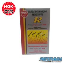 Jogo Cabo Vela Gol 1.6/1.8 Ap 95/96 Injeção Original Ngk