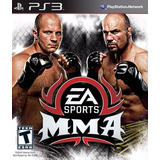 Mma Ps3 Ufc | Digital Español Oferta