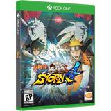 Juego Naruto Shippuden Ninja Storm 4 Xbox One Ibushak Gaming