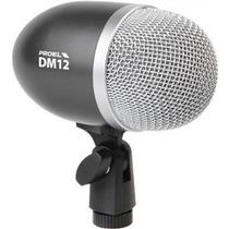 Proel Microfono Dinamico Profesional Baterias Modelo Dm12