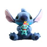 Nuevo Peluche Stitch Con Scrump Disney Lilo Stitch Trapos