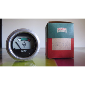 Indicador Temperatura Tractor Fiat Siap Electrico 12v Nuevo