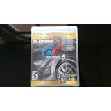 Gran Turismo 5 Ps3 Nuevo, Sellado