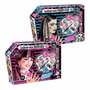 Monster High Lookeate Peluca Maquillaje Draculaura Frankie