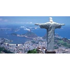 Mega Cenário Rio De Janeiro Fsx Frete Grátis