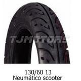 Neumático Para Scooter 130/60 X 13 Tjmotors