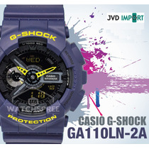 Reloj Casio G-shock Ga-110ln-2a - 100% Original En Caja