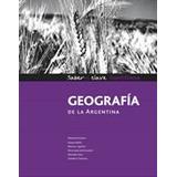 Geografìa De La Argentina Saberes Clave - Ed. Santillana