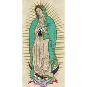 Ponchados Virgen De Guadalupe 3 Diferentes Diseños
