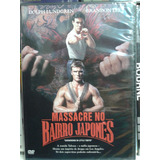 Dvd Massacre No Bairro Japonês