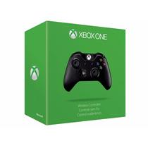 Controle Xbox One Com Entrada P2 Wireless Original Microsoft