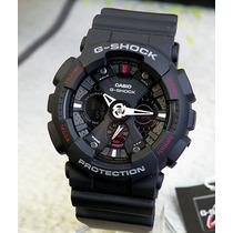Reloj Casio G-shock Ga-120-1a - Nuevo Y Original En Caja
