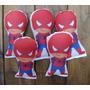 40 Souvenirs Spiderman Muñeco Personaje Superheroes