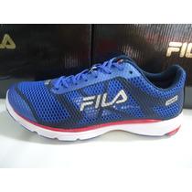 Tênis Fila Kenya Racer 3 Kr3 Azul ( Original )