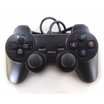 Control Joystick De Juegos Pc Laptop Gamepad 2 Palancas Usb