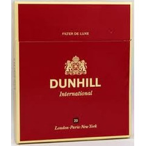 Marquillas Dunhill Y Rothmans Internacional