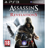 Assassins Creed Revelations Ps3 || Oferta || Falkor!