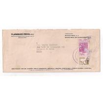 Brasil - Envelopes Porte Selos Variedade De Impressão 1973!!