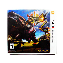 Monster Hunter 4 Ultimate Nuevo - Nintendo 3ds