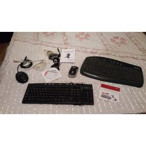 Mouse Inalambrico, Cámara Web, Receptor Optico, Microfono, T