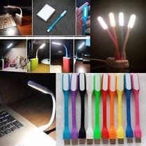 Lampara Usb Led De Colores Laptop Nuevas! Kingmex Tecnologia