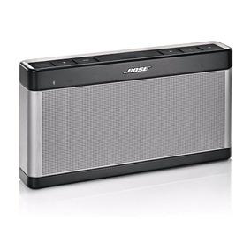 Bose Soundlink 3 Bluetooth Ill Caixa De Som Sem Fio Original